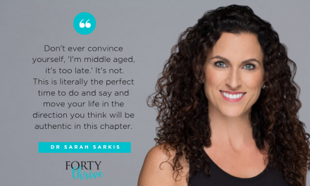Why Women Over 40 Are the Best at Therapy with Dr. Sarah Sarkis