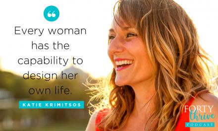 The Heart of Female Entrepreneurship with Katie Krimitsos