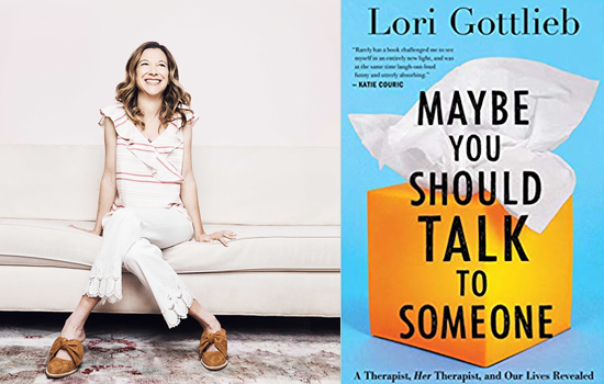 Maybe You Should Talk to Someone with Lori Gottlieb
