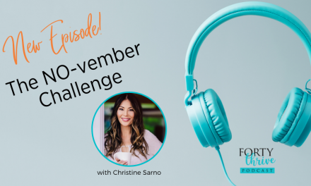 The NO-vember Challenge