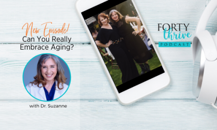 Can you really embrace aging?
