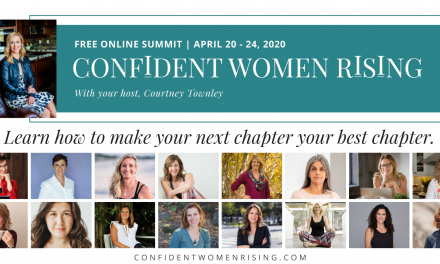 How to Ignite Confidence over 40