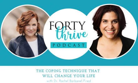 The Coping Technique that Will Change Your Life