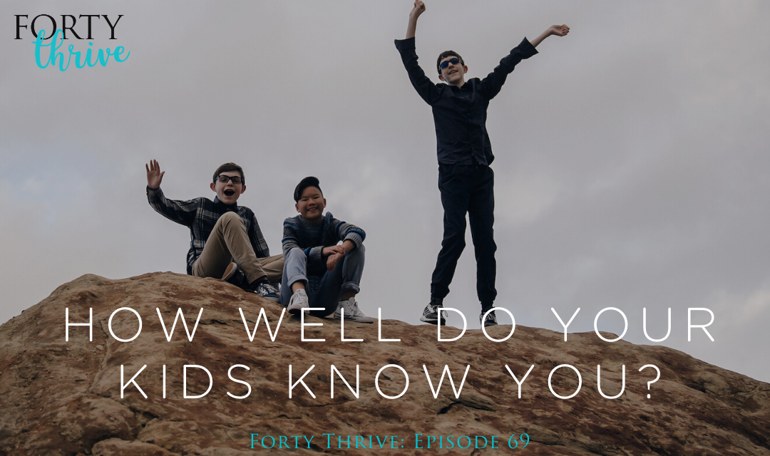 What Do Your Kids Know About You?